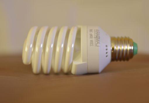 Lampara 18W Energy bulb